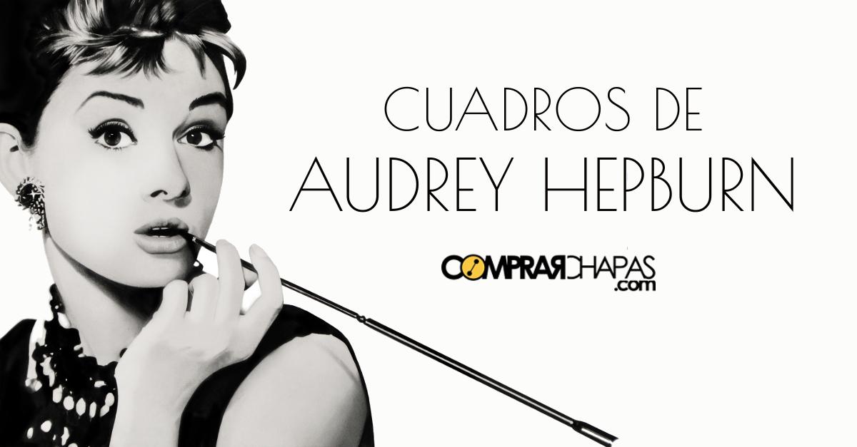 Cuadros de audrey hepburn blog comprarchapas - Cuadro audrey hepburn ...